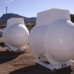 Repair to fibreglass pods