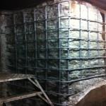 corroded concrete reinforcement