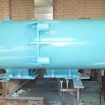 intercooler vessels external protection