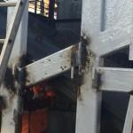 Unplanned field welds requiring repair