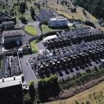 Methane Gas Power Plant
