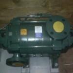 Pump with factory shop primer