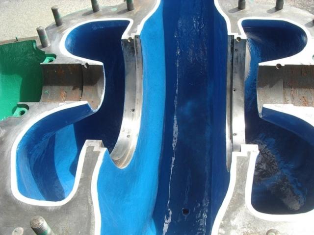 Guaranteed pump efficiency improvements